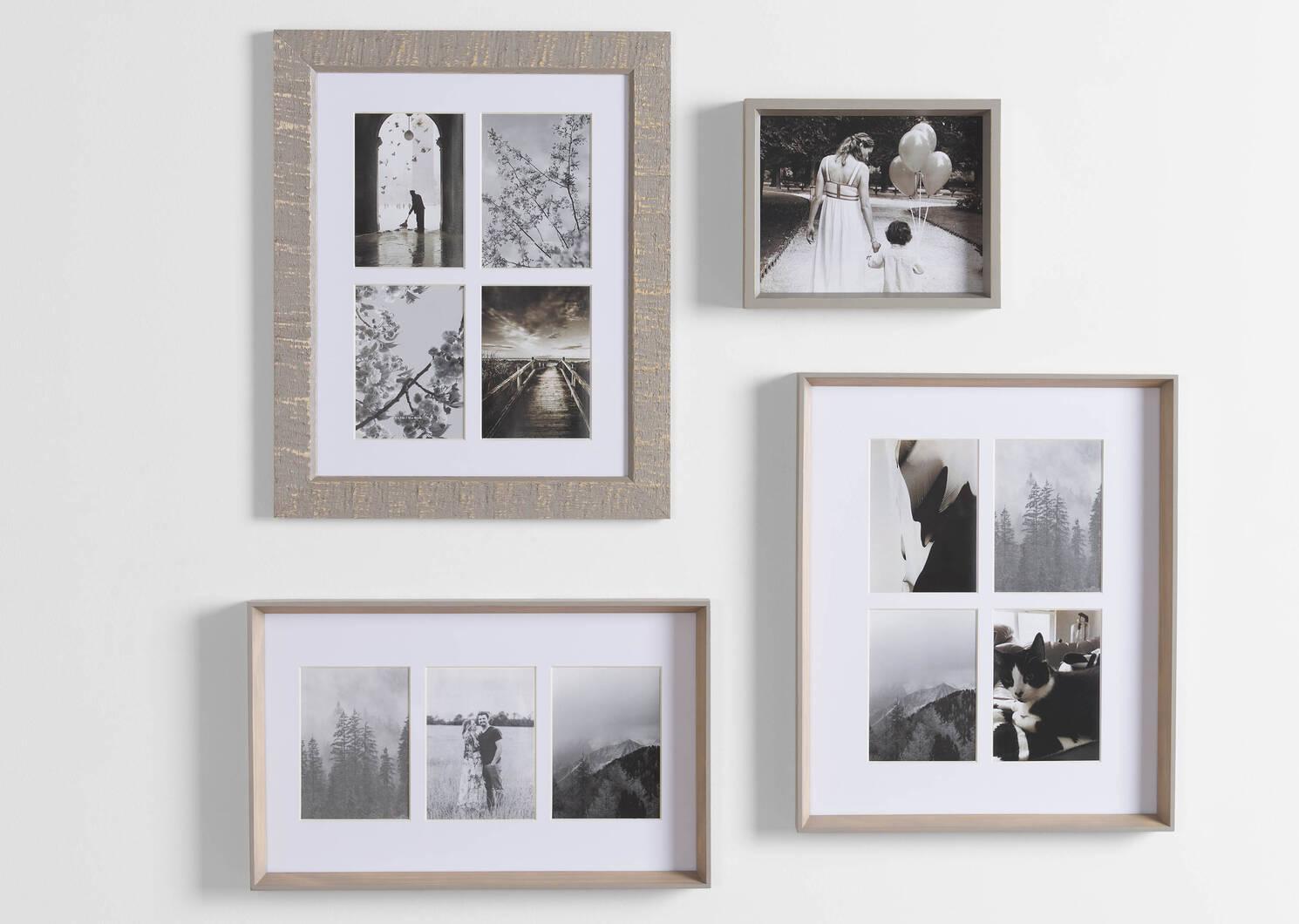 Omry Float Frame 5x7 Grey