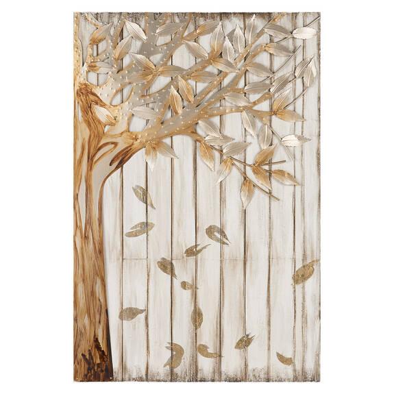 Déco murale feuilles Falling
