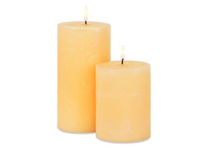 Raylan Candles Cornsilk