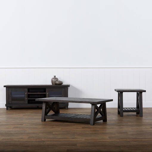 Ironside Coffee Table -Café