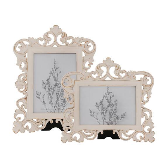 Lillianna Frames - Antique White