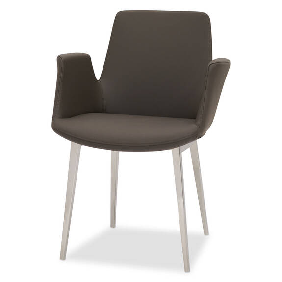 Lynd Dining Chair -Eli Smoke