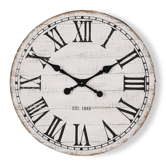 Coburn Wall Clock