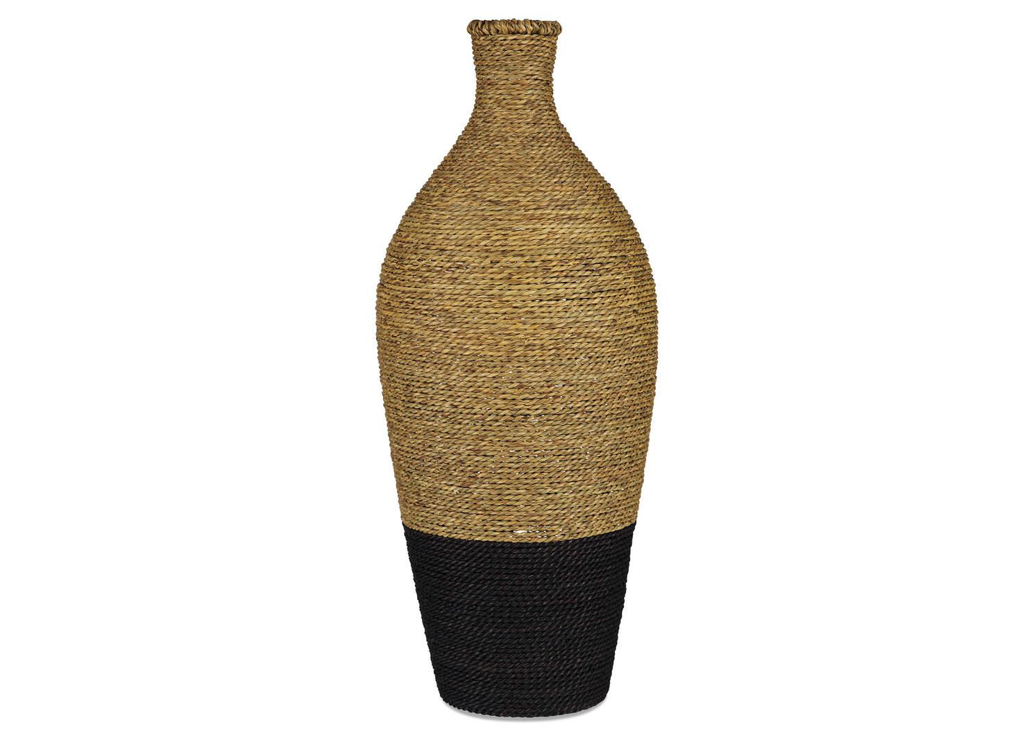 Vaccaro Vases Black