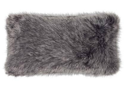 Coussin ffourr Northern 12x22 renard arg