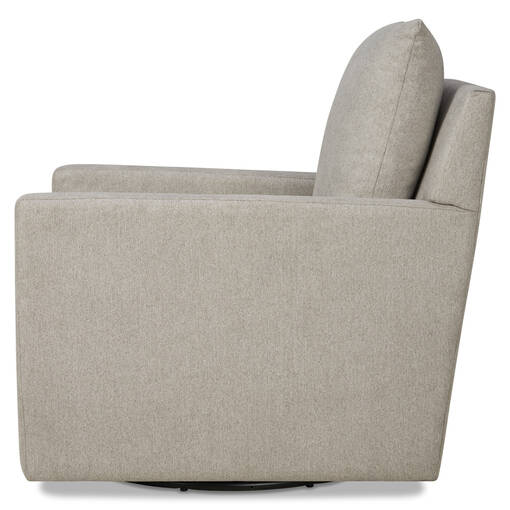 Sadie Swivel Armchair -Liam Dove