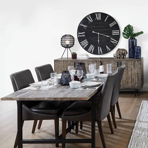 Montana Dining Chair -Lakeshore Grey