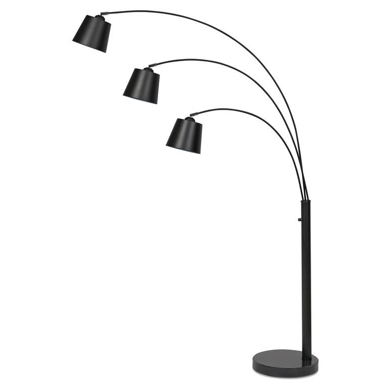 Oliver Floor Lamp Black