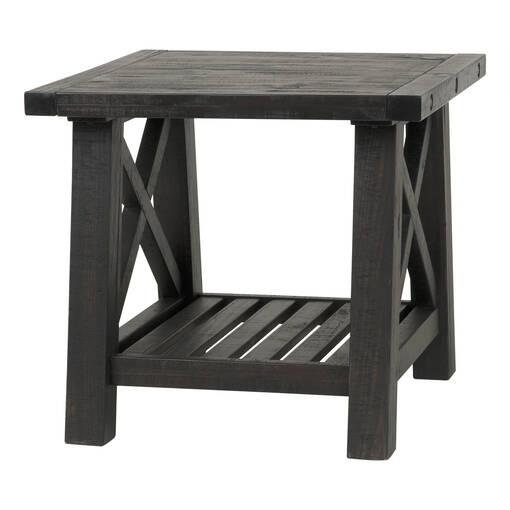 Table d'appoint Ironside -café