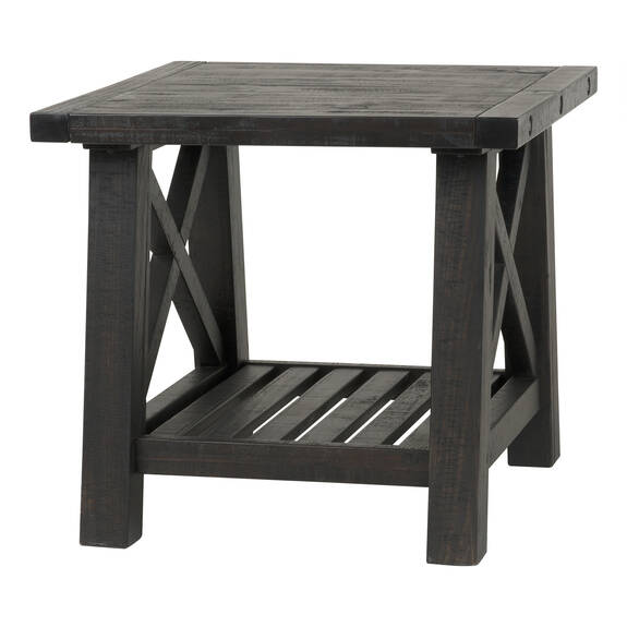 Ironside Side Table -Café