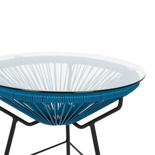 Table d'appoint Fresno -Tao sarcelle