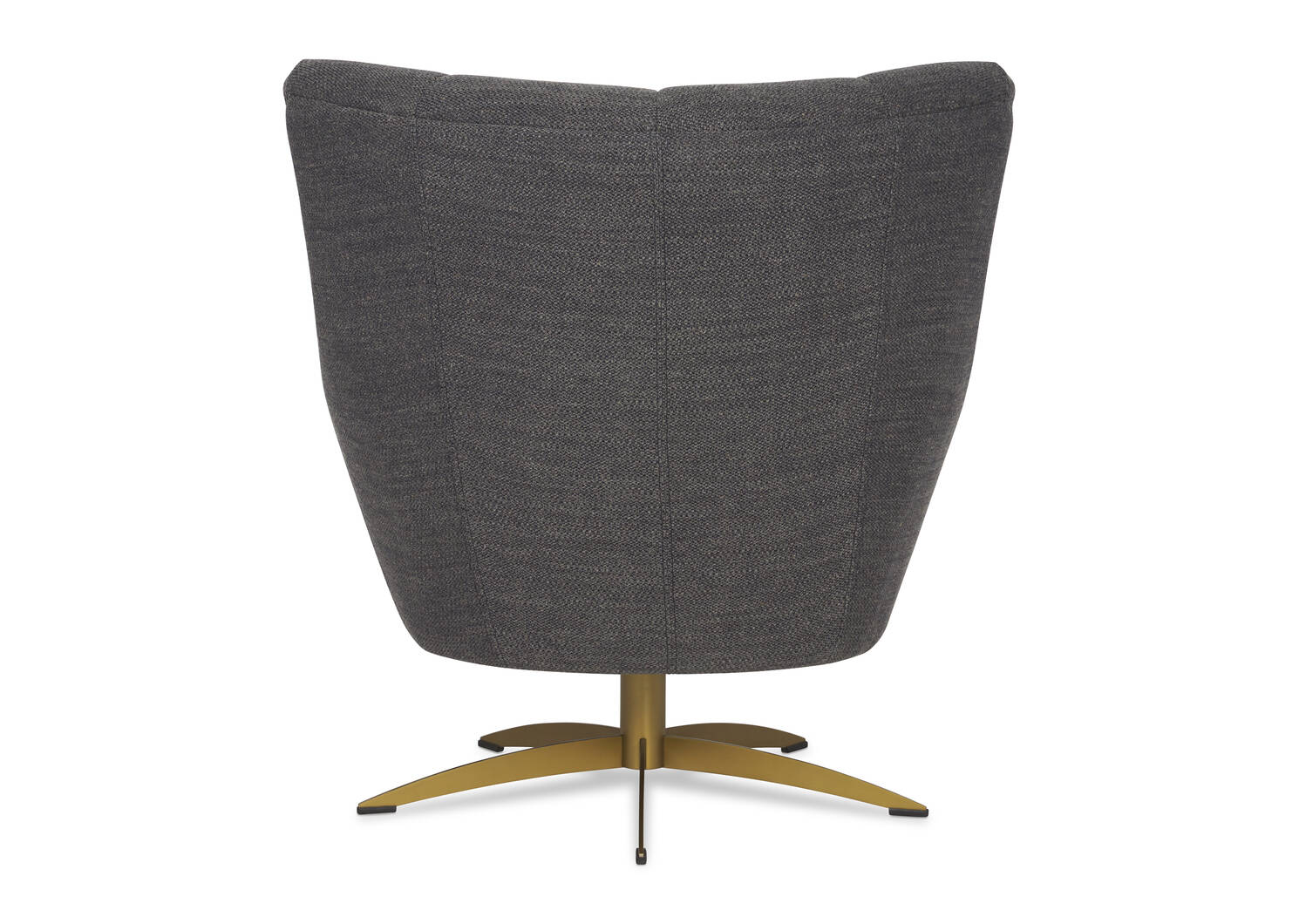 Thurlow Swivel Chair -Union Slate