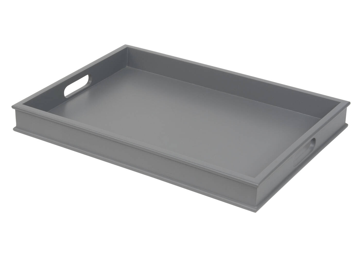 Montreal Tray Small Cool Grey