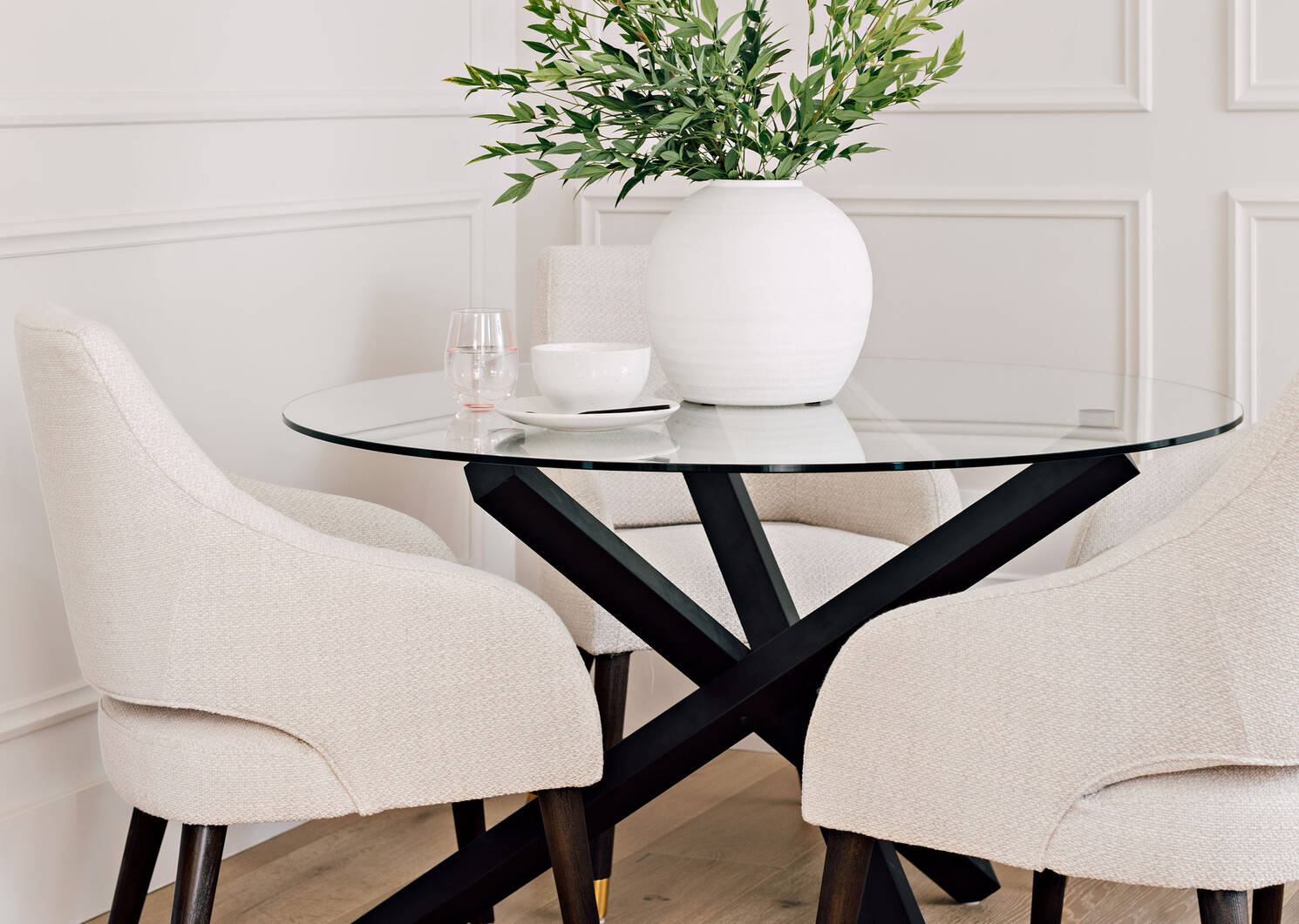 Maverick Dining Table -Black