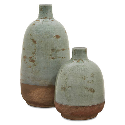 Etta Vases -Mineral