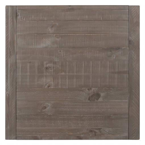 Bureau 7 tiroirs Ironside -gris rustique