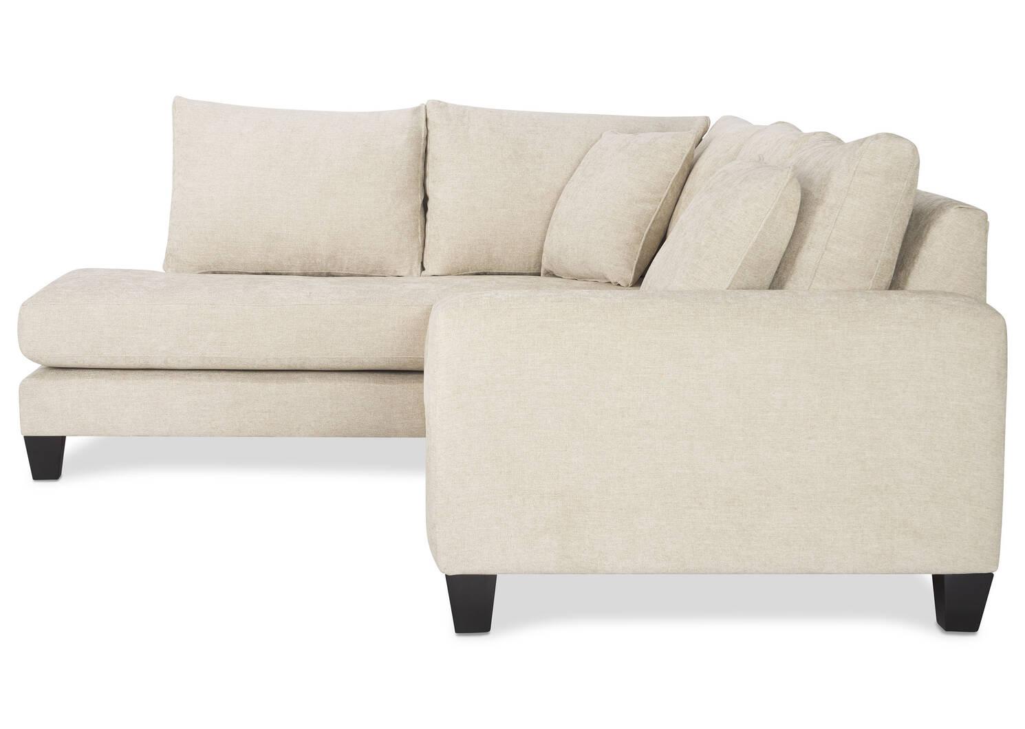 Canapé modulaire Bronx -Jango opale, g.