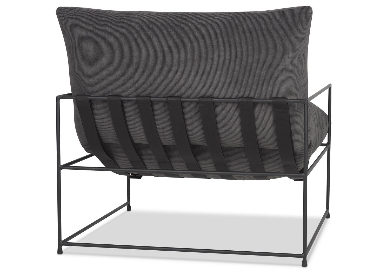 "Mondo Chair 38"" -Sorrento Graphite"