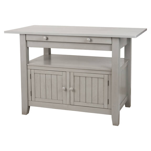 Cantina Ext Counter Table -Prairie Grey