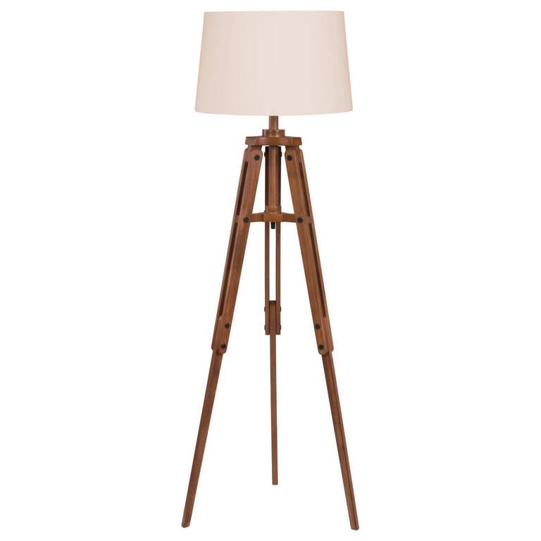Rideau Tripod Floor Lamp