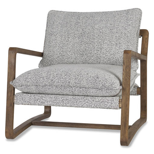Simcoe Armchair -Amalie Pepper