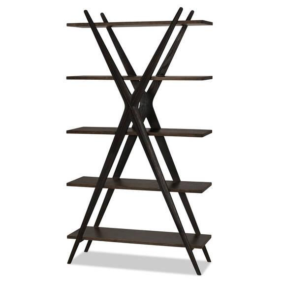 Century Display Shelf -Anson Oak
