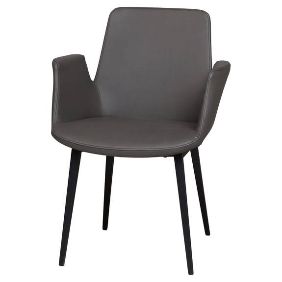 Vesper Dining Chair -Eli Smoke