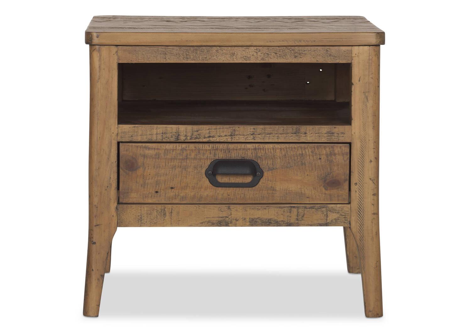 Goodwin Side Table -Fernie Pine