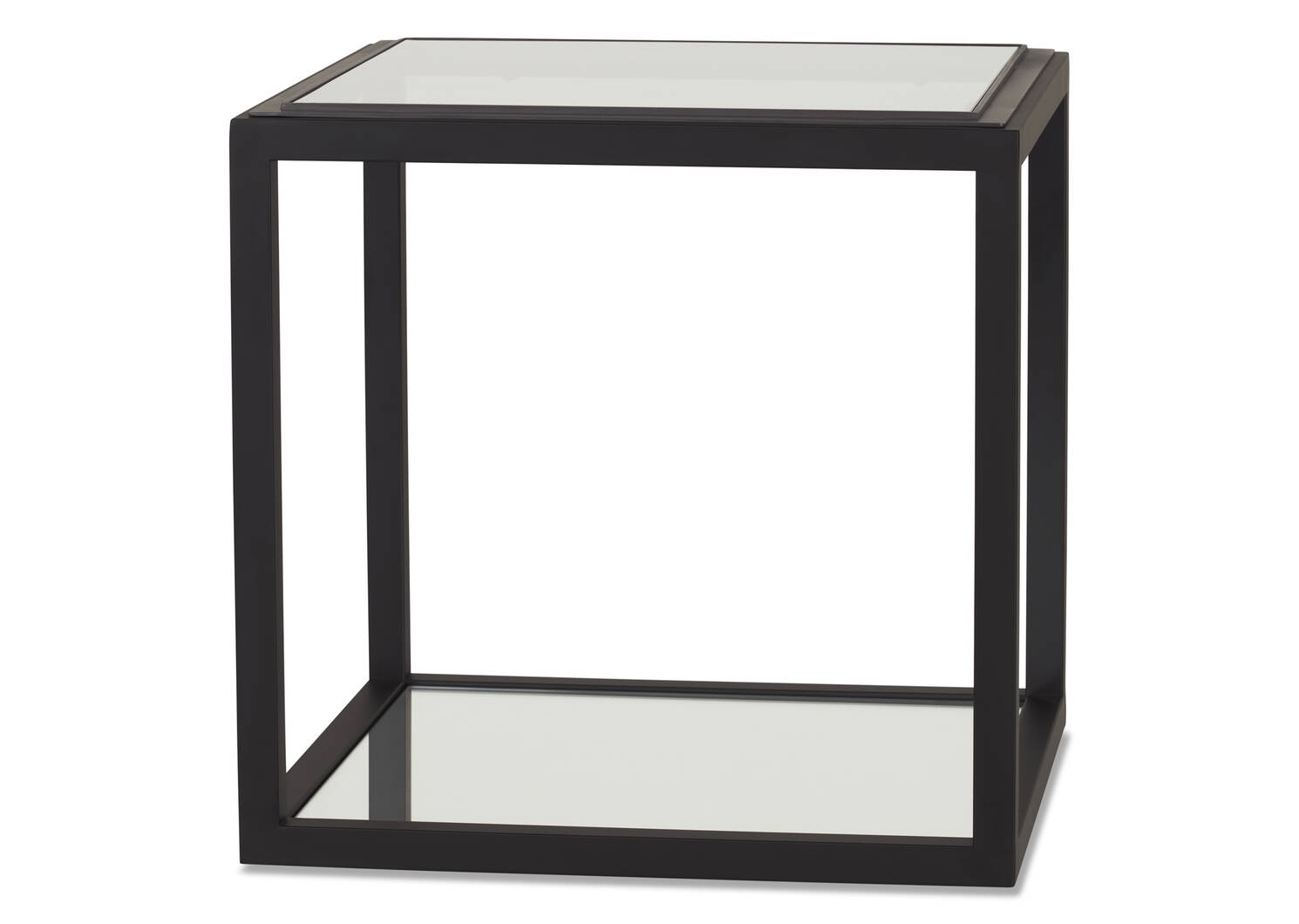 Richelieu Side Table -Smoke