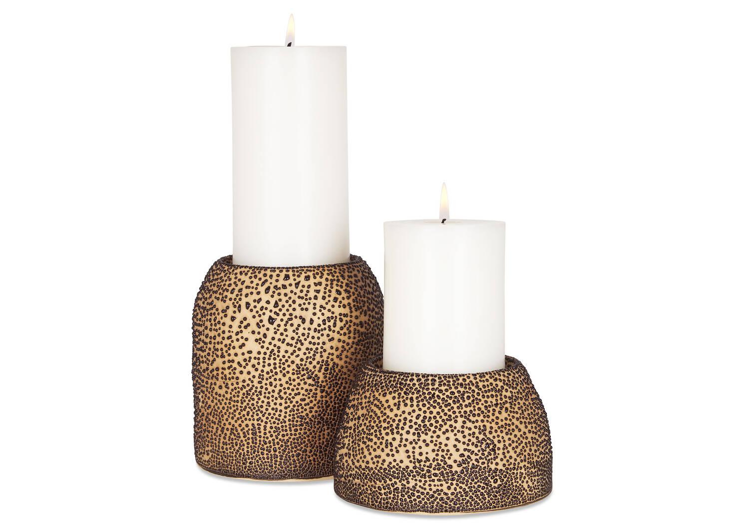 Nasya Candle Holders