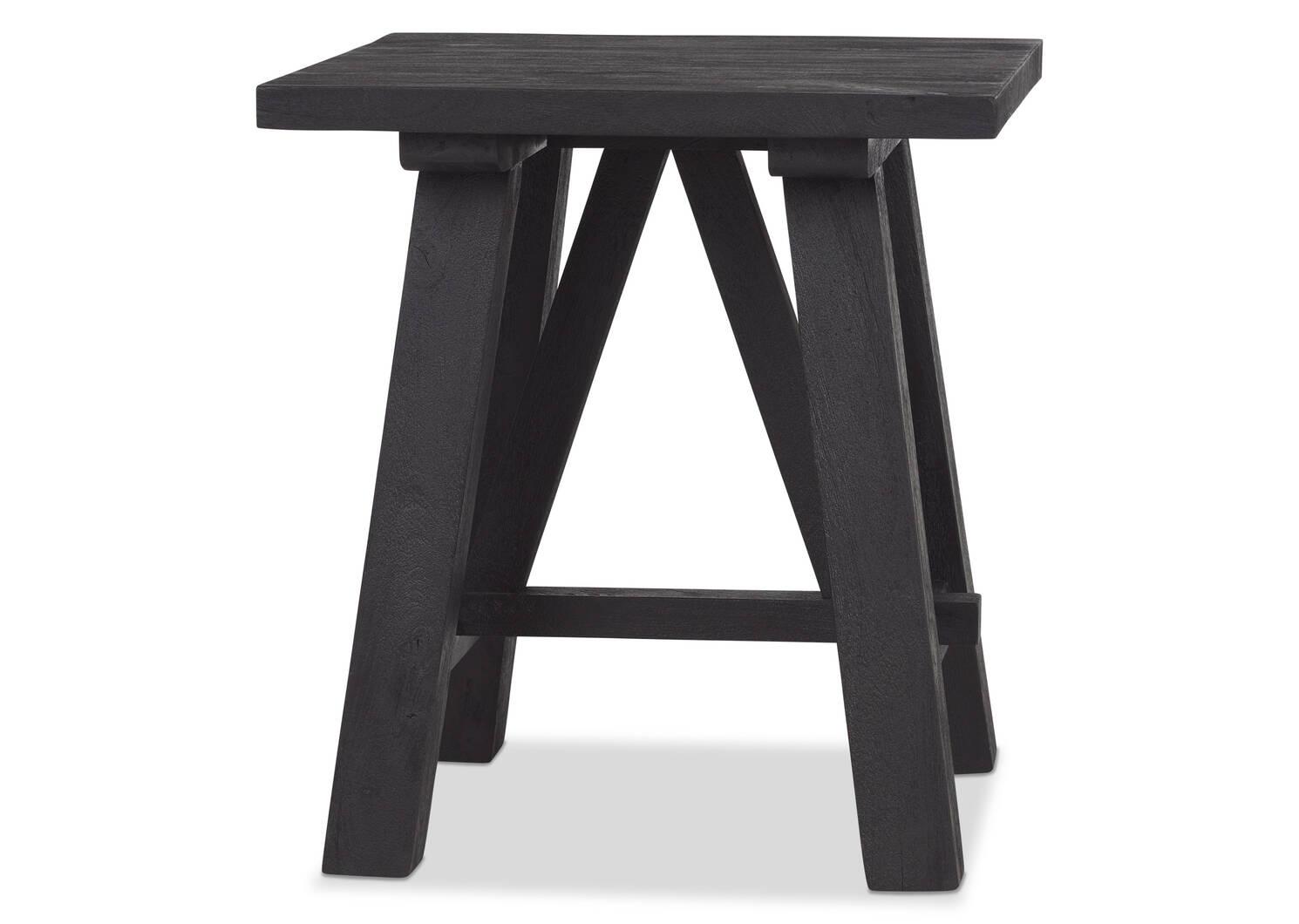 Cordova Accent Table -Portica Coal