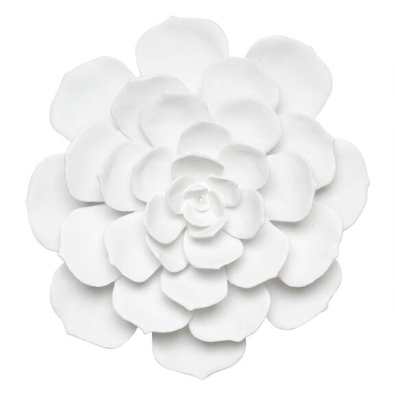 Floressa Wall Decor Large White