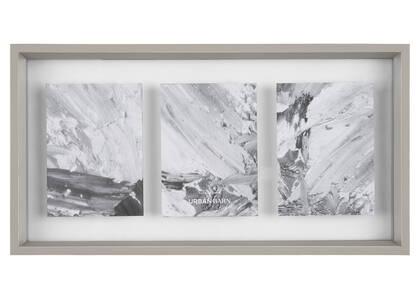 Omry Float Frame 3-5x7 Grey