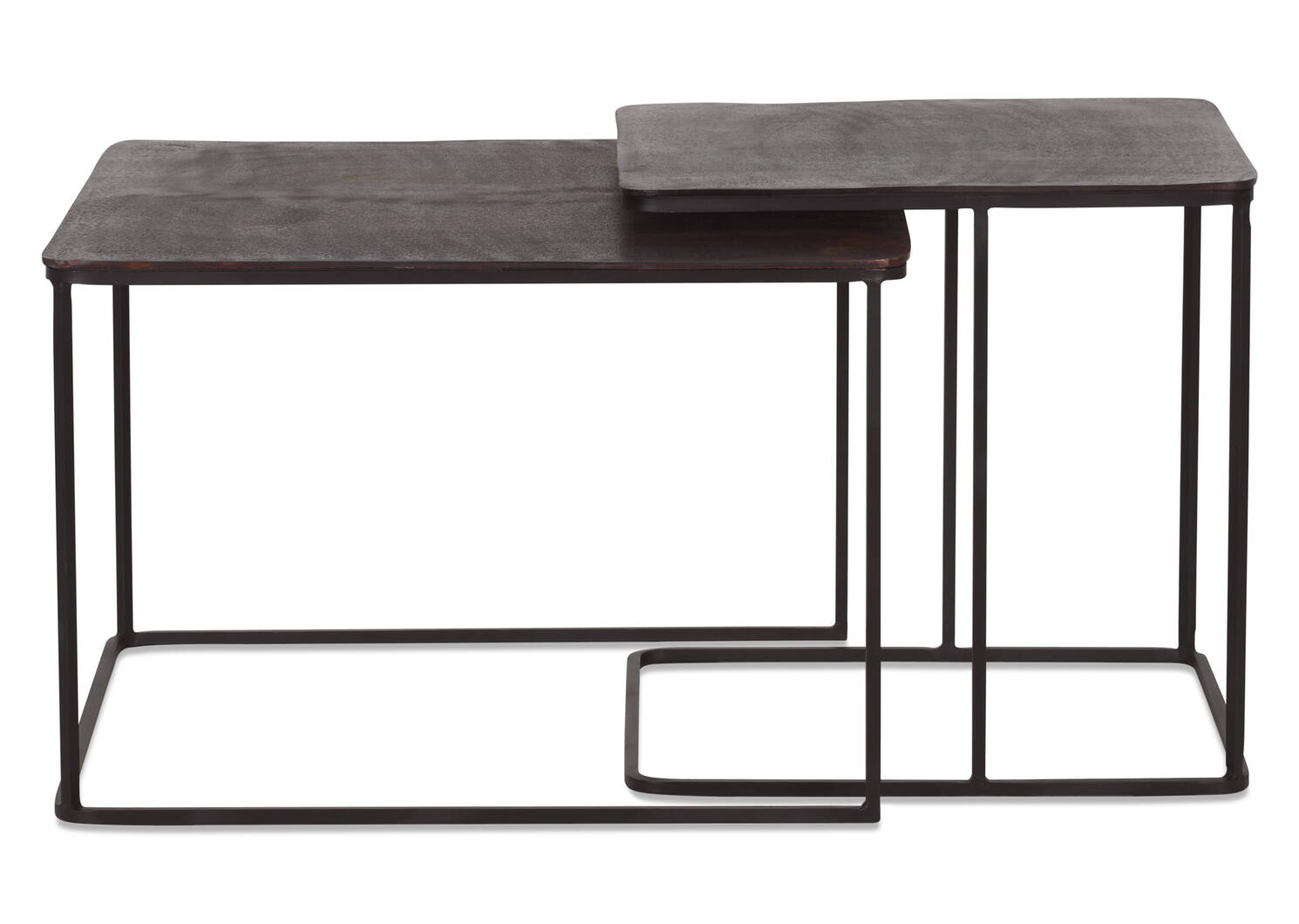 Clarus Nesting Table Set -Cobalt