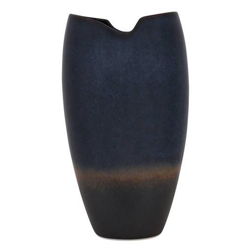 Varro Vase Wide Midnight