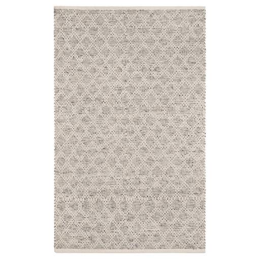 Tapis décoratif Liv 36x60 gris