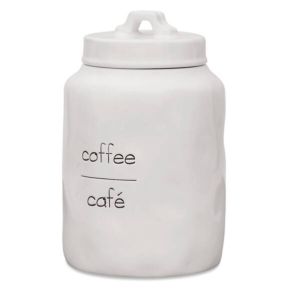 Demi Coffee Canister