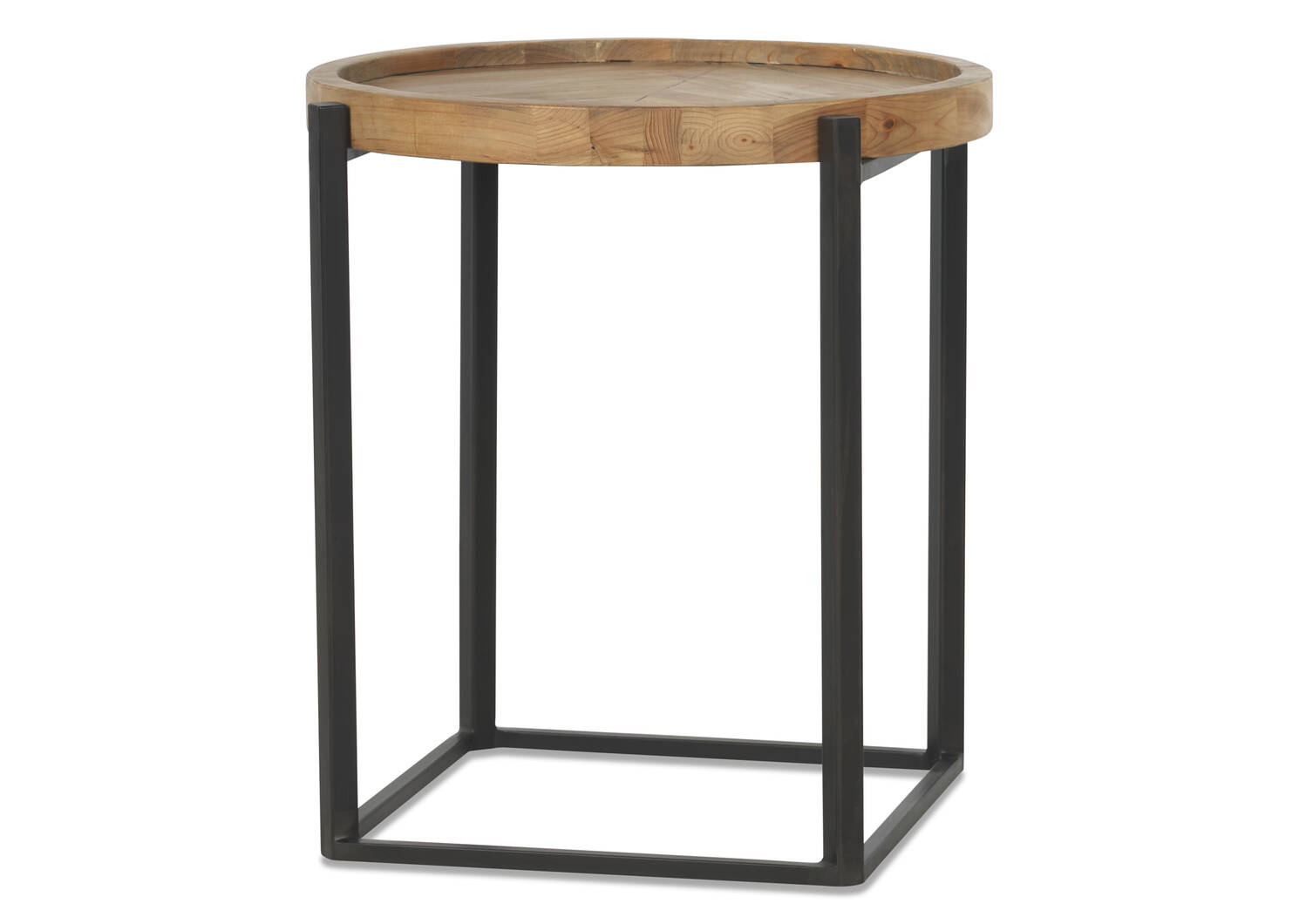 Table d'appoint Whitley -Lana sable