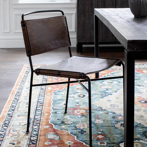 Emmory Dining Chair -Brown