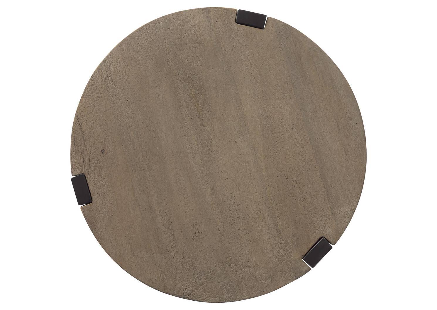 Shavi Accent Table -Portica Stone