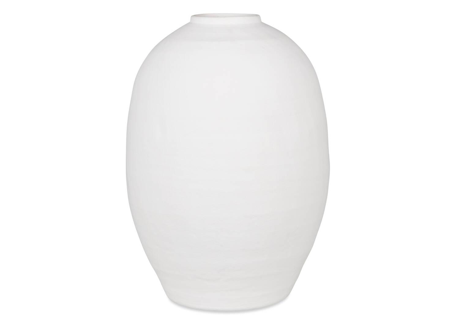 Daleyza Vase Large White
