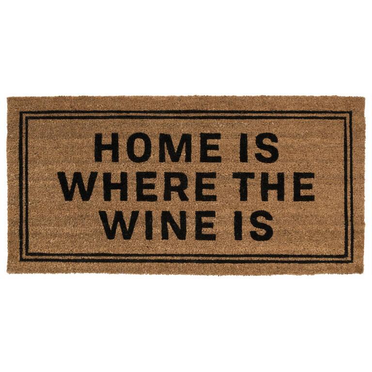 Wine Doormat
