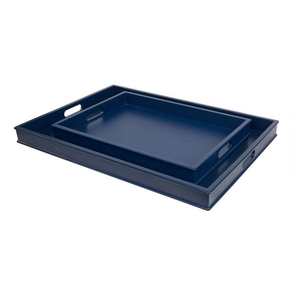 Montreal Trays - Navy