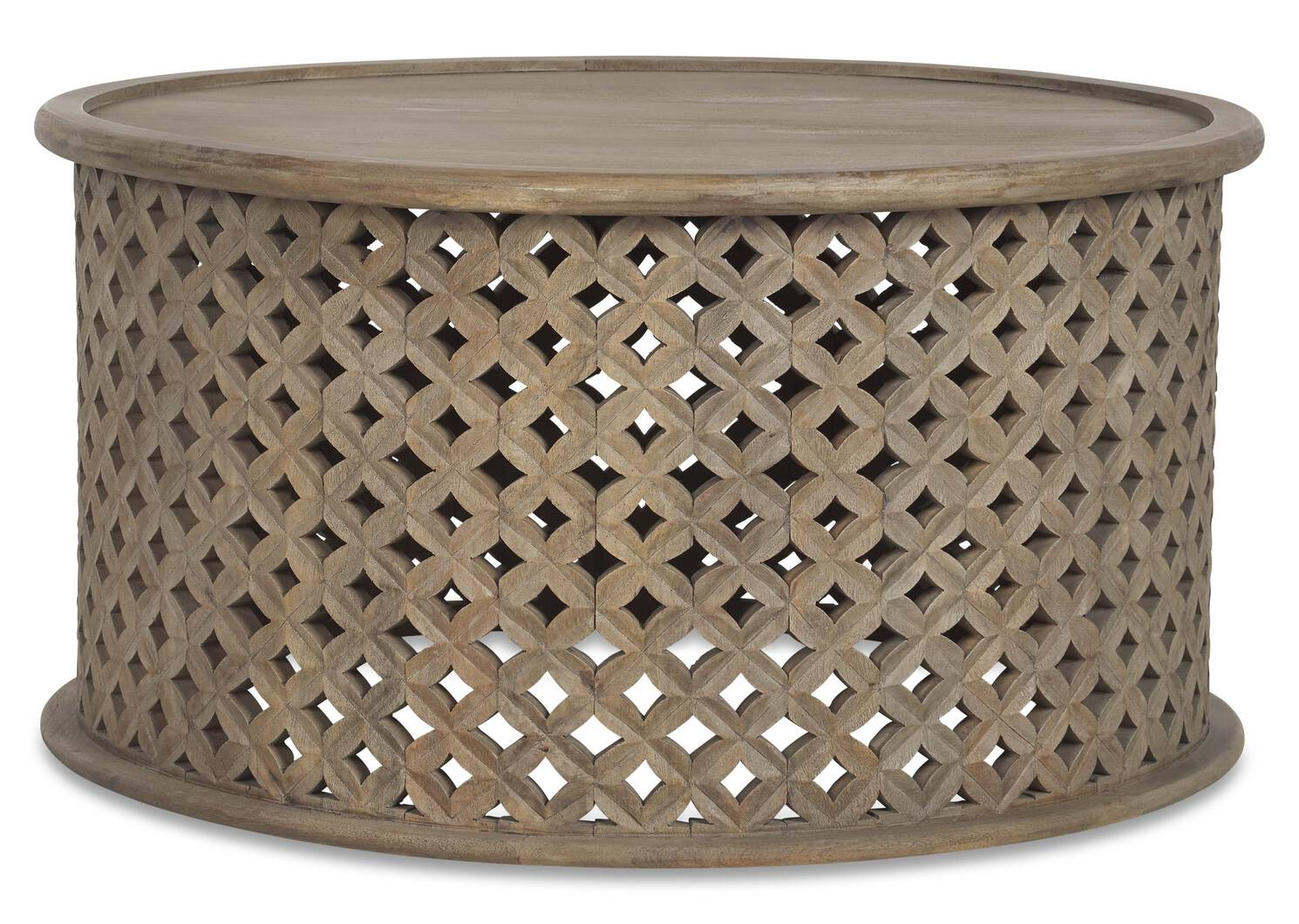 Avaline Coffee Table -Portica Stone