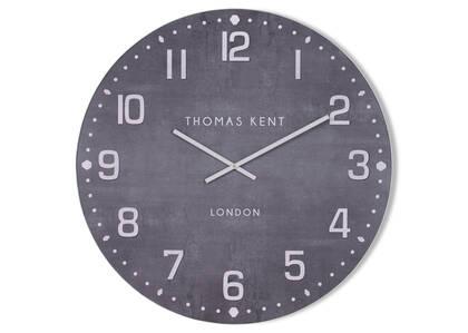Dermott Wall Clock Black