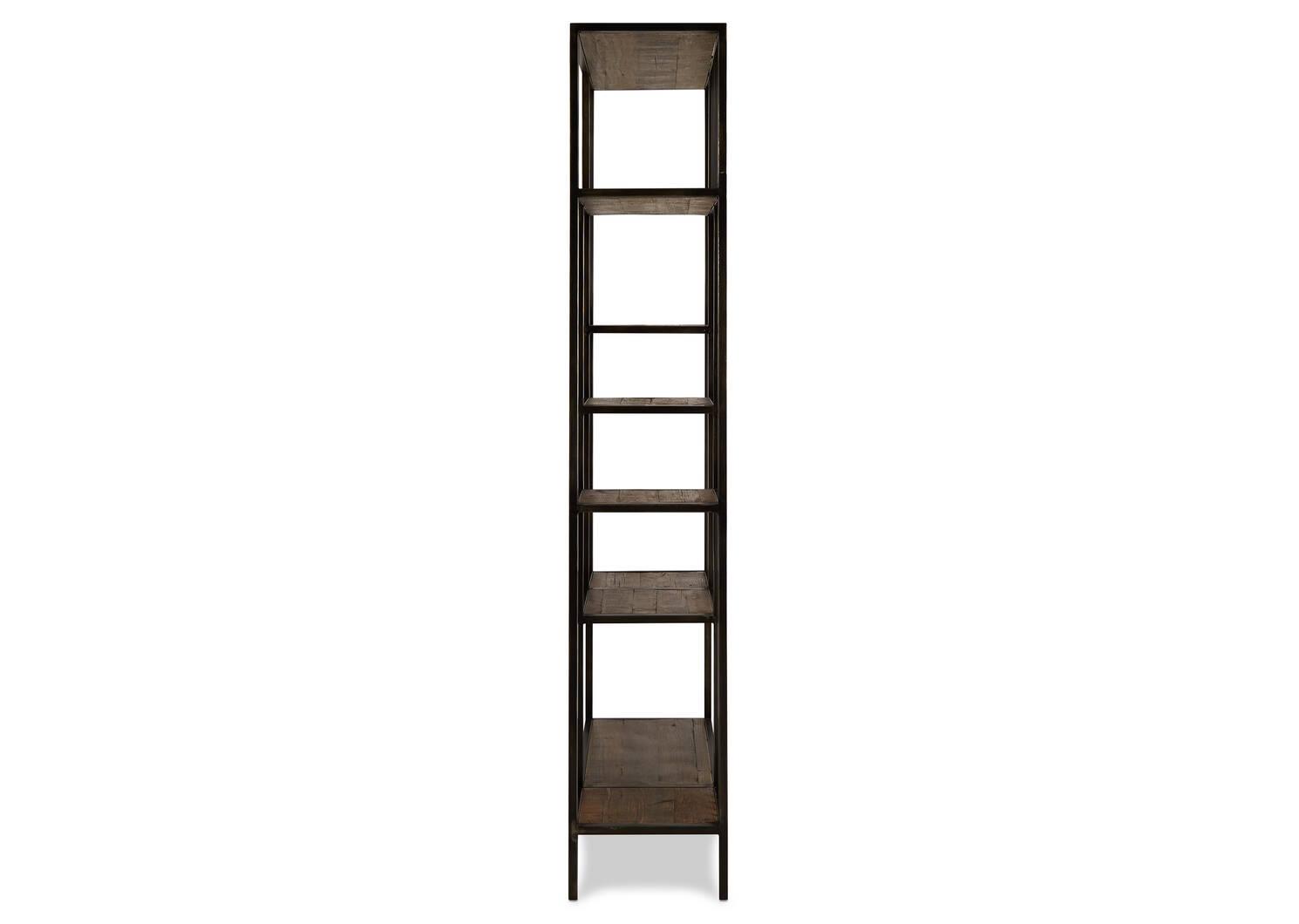 Tiller Display Shelf -Bolden Black