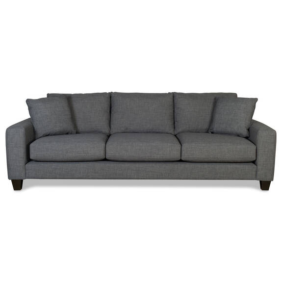 Bronx Sofa -Tony Charcoal