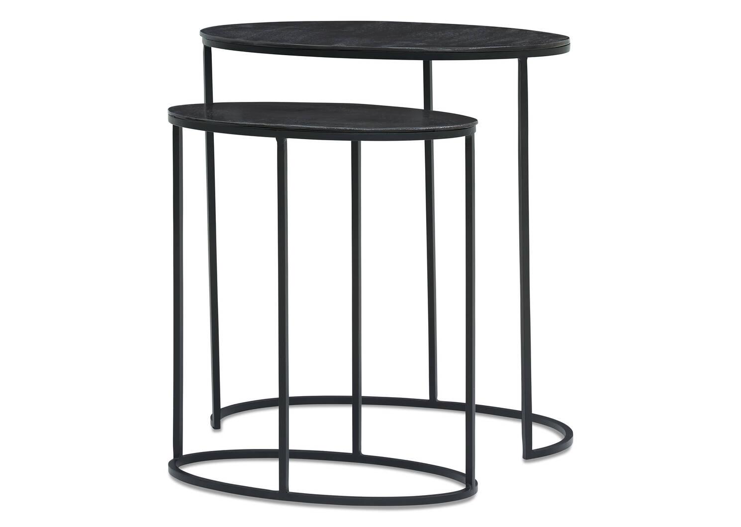 Tana Nesting Table -Bronze