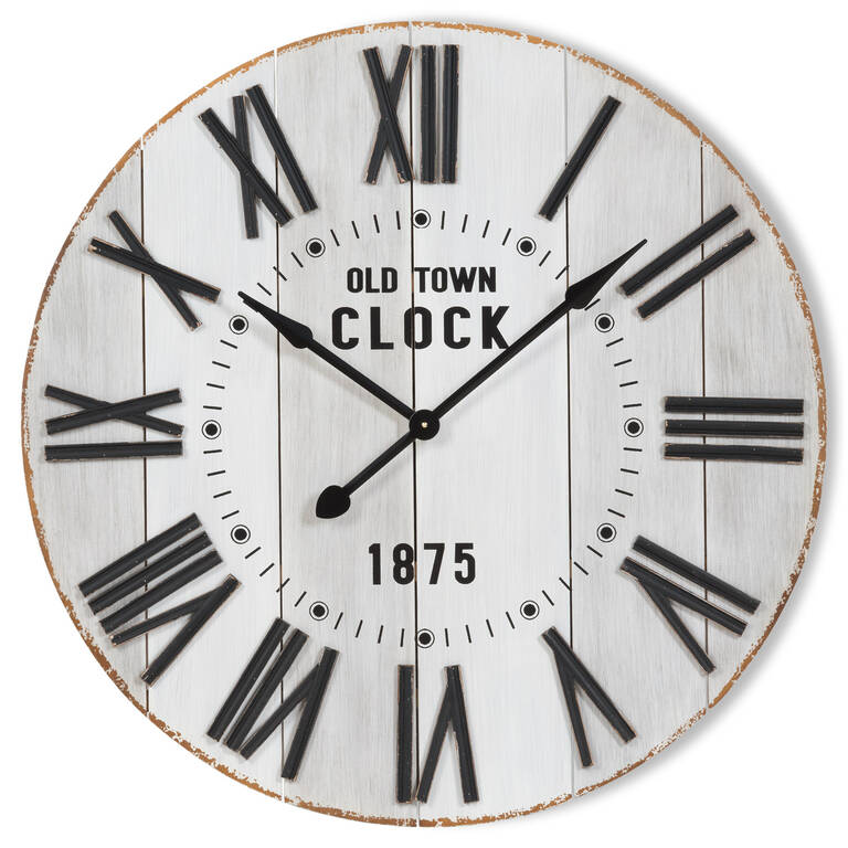Dresden Wall Clock
