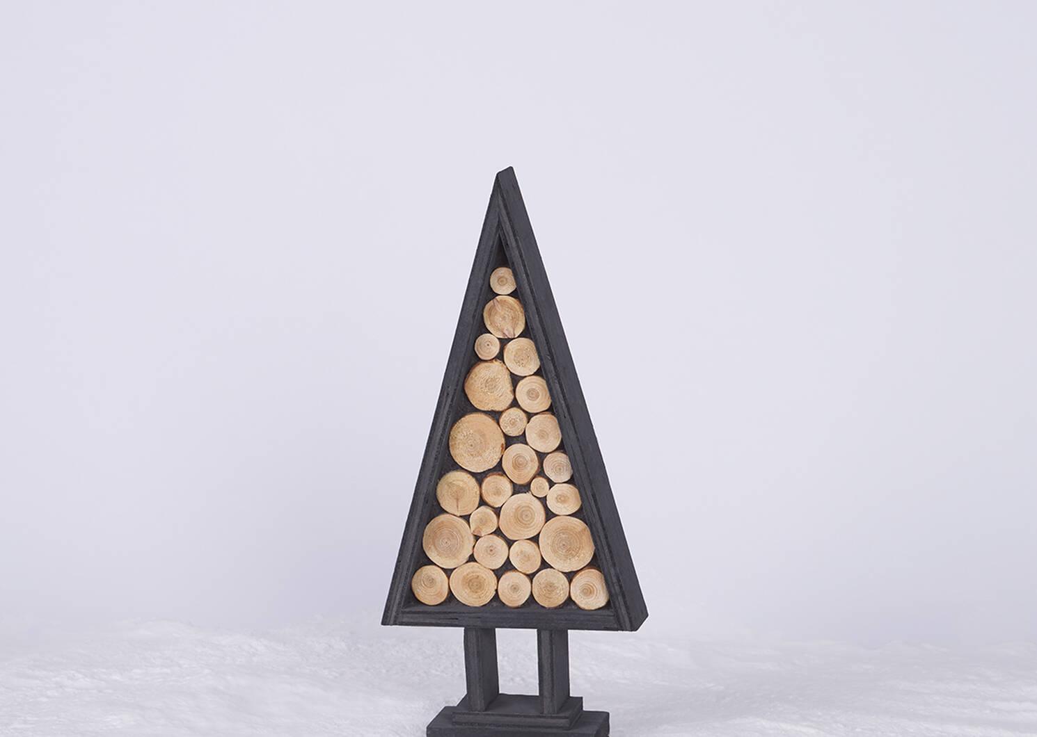 Arbres décoratifs Banff -pavé